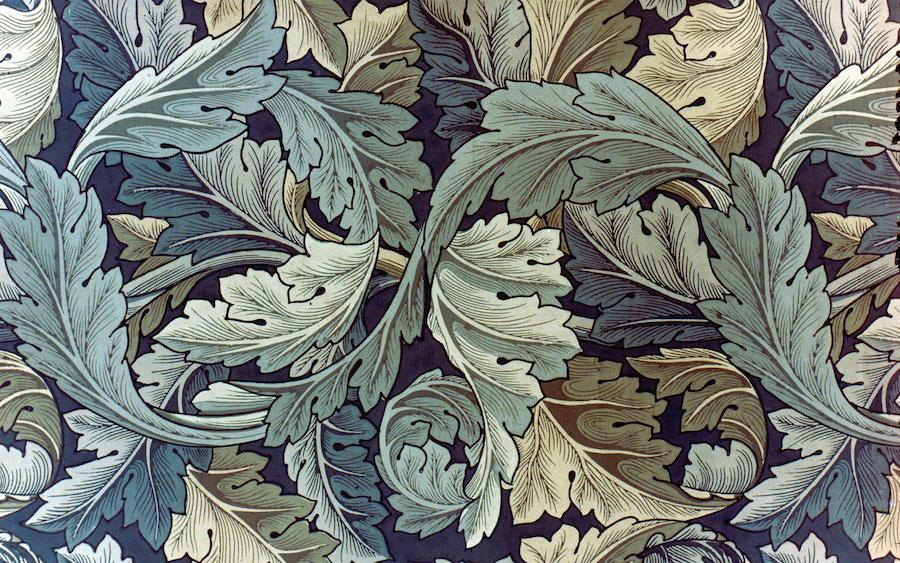 William Morris y el movimiento Arts & Crafts Decotherapy