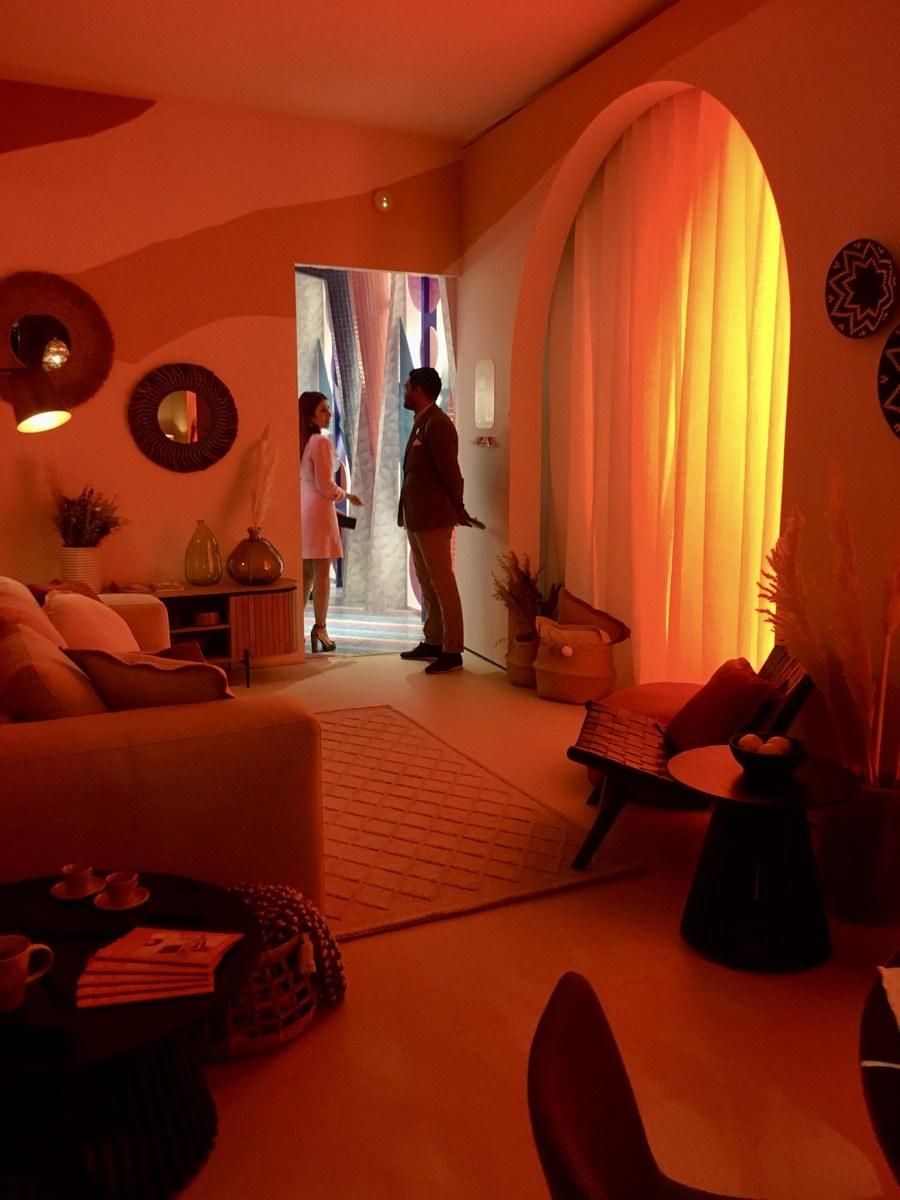 iluminación en casa decor kave home