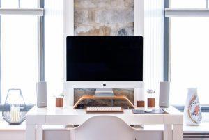 home-office en la casa post-COVID
