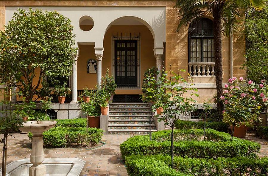 Patricia Rodríguez Decotherapy Edificio favorito vivienda pintor Sorolla